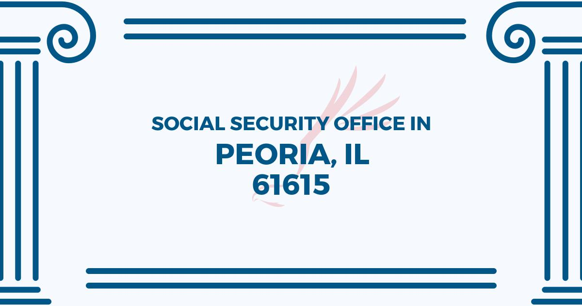 social-security-office-Peoria-Illinois-61615