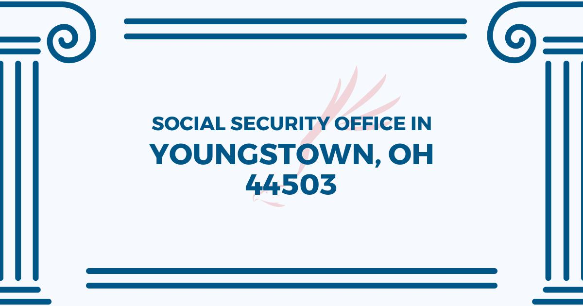 social-security-office-Youngstown-Ohio-44503